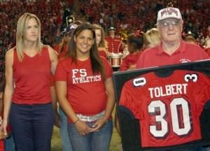 Tolbert Dedication 9/11