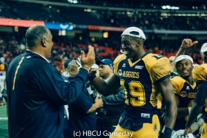 NCAT Celebration Bowl Champs