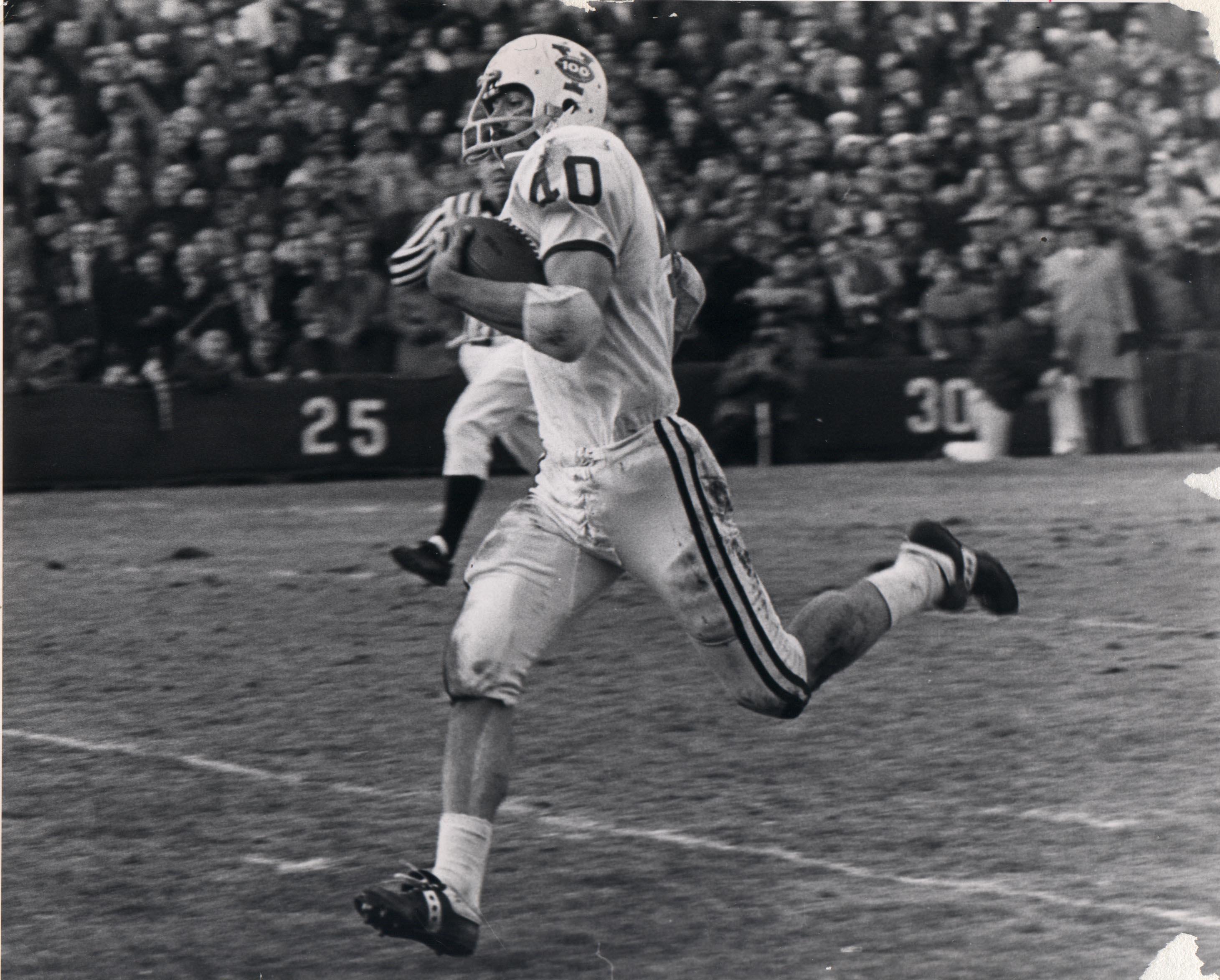 Dick Jauron (Yale Athletics)