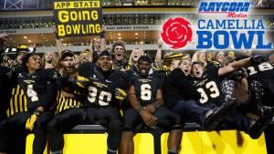 App State Camellia Bowl (App State Athletics)