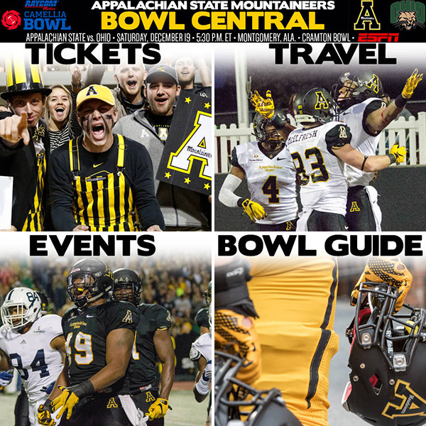 App State Bowl Guide