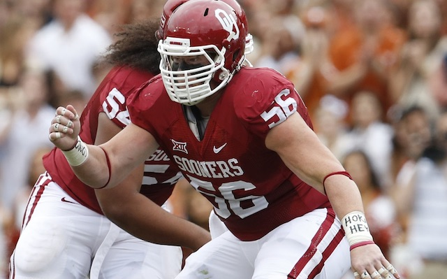 Oklahoma's Ty Darlington