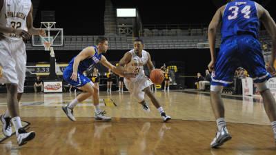 UTA vs. Appalachian State basketball