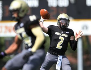 Bryant QB Dalton Easton, 2014 (Providence Journal)