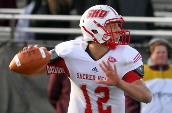 Sacred Heart QB R.J. Noel (Sacred Heart Athletics)