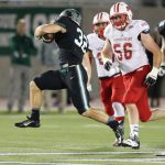 RB Ryder Stone, Sacred Heart at Dartmouth, 2015