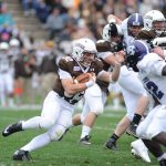Lehigh freshman running back Dominic Bragalone