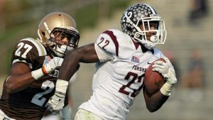 Fordham RB Chase Edmonds (CHRIS KNIGHT / SPECIAL TO THE MORNING CALL)