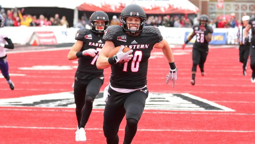 Eastern Washington WR Cooper Kupp