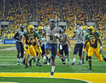 Charleston Southern at North Dakota State FCS Kickoff 2016