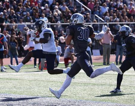 Charlestion Southern vs. Monmouth, 2016