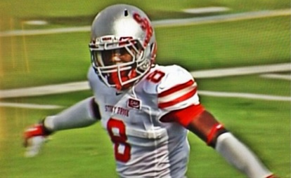 Stony Brook DB Jaheem Woods