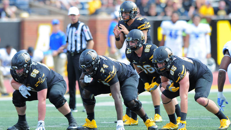 Appalachian State football 2016 (Keith Cline)