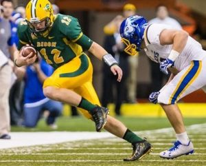 Easton Stick Runs for TD Courtesy of NDSU Athletics