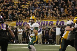 NDSU QB Easton Stick (Bryan Finley)