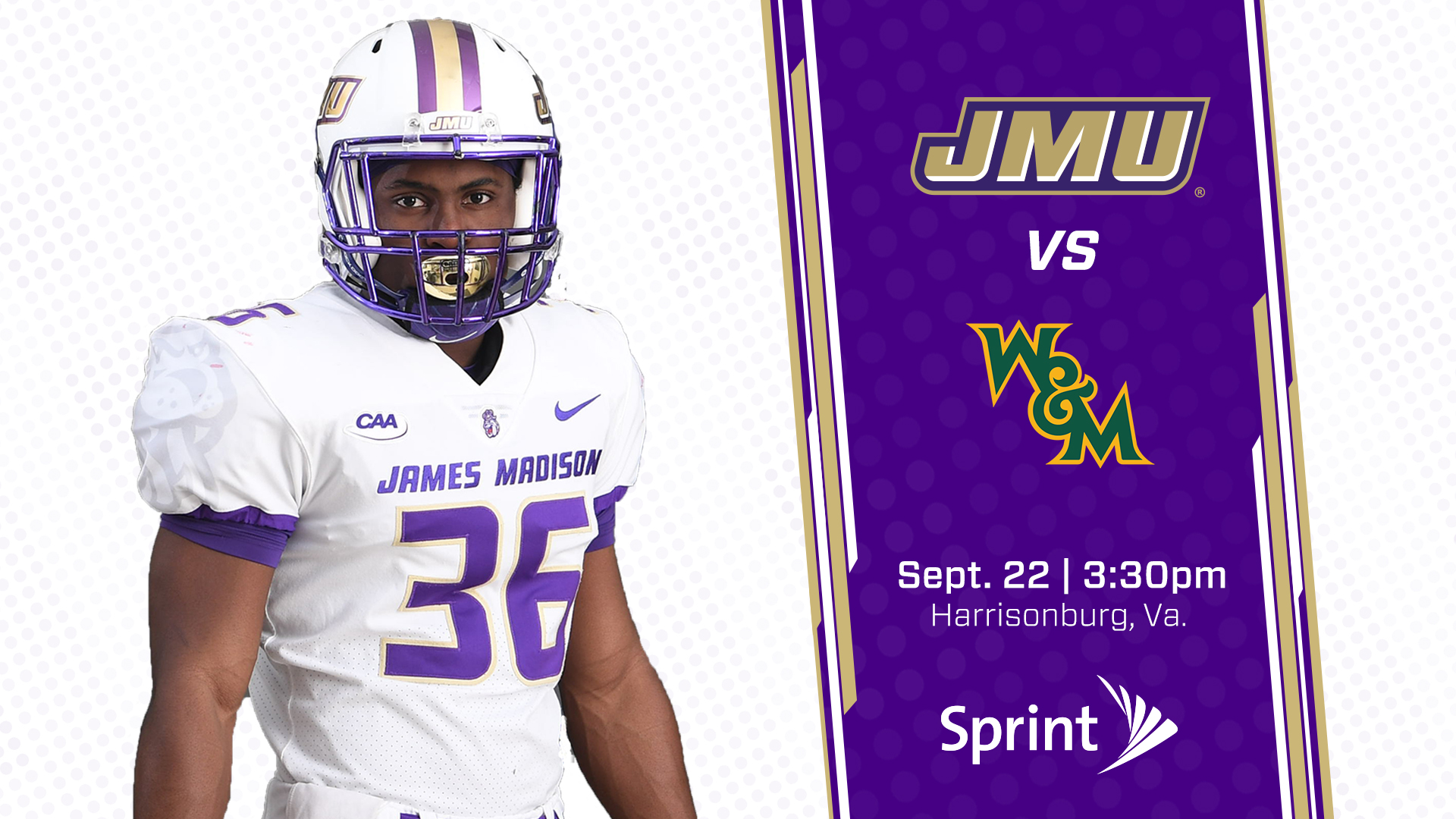 CSJ s 2018 Week 4 Game Preview  William   Mary at James Madison ... d40f30927