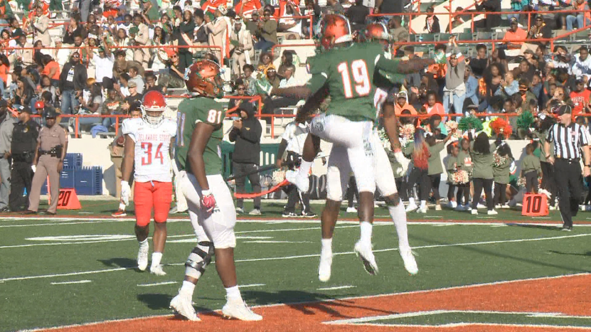 BOXTOROW Polls: FAMU unanimous No. 1 in HBCU football for the first time, 11/12/2019