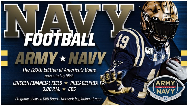 Csj Game Preview 120th Meeting Between Army And Navy How To